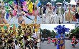 Rực rỡ lễ hội đường phố quốc tế tại Trung Quốc