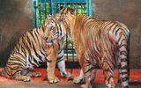 Bắt hai đối tượng mua bán động vật hoang dã