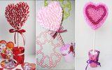Khéo: Chậu cây trái tim handmade cho người yêu thương