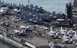 """Triều Tiên dọa """"chôn vùi một tàu sân bay Mỹ xuống biển"""""""
