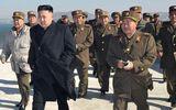 Lãnh đạo Triều Tiên thị sát một loạt tàu chiến mới
