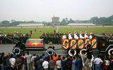 Hình ảnh lễ tang Đại tướng tràn ngập báo nước ngoài