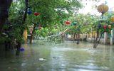 Quảng Nam ngập trong nước, 6 người tử vong và mất tích