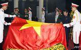 Hình ảnh người thân Đại tướng Võ Nguyên Giáp trong lễ tang