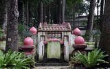 Giải mã cụm mộ cổ ở công viên Tao Đàn