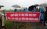 Dự án Tiền Phong (Mê Linh): Tìm công lý trên công trường tan hoang