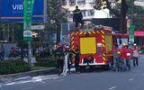 Tp.Hồ Chí Minh: Cháy khách sạn 5 sao Pullman Saigon