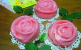 20/10: Làm bánh bao hoa hồng tặng mẹ