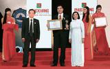 Phuc Khang Corporation đạt danh hiệu doanh nghiệp tiêu biểu