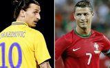 Ronaldo và Ibrahimovic sẽ làm nên trận đấu đỉnh cao
