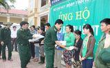 BĐBP Hà Tĩnh: Chung tay, góp sức ủng hộ đồng bào vùng lũ
