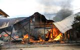 Hỏa hoạn thiêu rụi ba căn nhà tại Đà Lạt