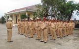 Quảng Bình: Lực lượng CSGT ra quân chống siêu bão Haiyan