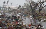Bão Haiyan: Người Việt ở địa ngục Tacloban mong đồ ăn từng giây