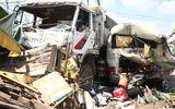 Xe ben gây tai nạn liên hoàn, 5 người bị thương