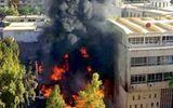 Đánh bom gần Damascus, 4 tướng Syria thiệt mạng