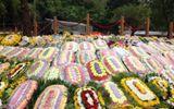 Sáng nay (21/11), tạm dừng viếng mộ Đại tướng