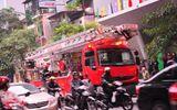 Cháy ngân hàng VP Bank chi nhánh Phố Huế