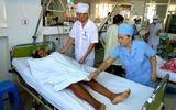 Cứu sống bệnh nhân nguy kịch do rắn hổ mang cắn