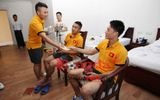Sao U23 Việt Nam mang... cu đơ sang Myanmar