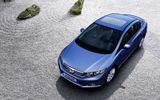 Honda Civic phiên bản mới được bán với