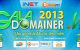 """Làm giàu với """"Thương hiệu số"""" tại GALA DOMAINER 2013"""