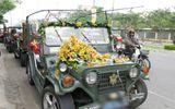 Đà Nẵng: Xôn xao đoàn xe Jeep rước dâu trên đường phố