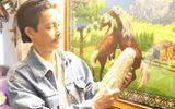 Chủ nhân chiếc ngà voi cổ hóa thạch 2 triệu USD nói gì?