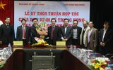 Ban Kinh tế Trung ương và Kiểm toán Nhà nước ký thỏa thuận hợp tác