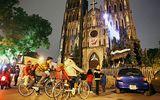 Clip: Không khí Noel tràn ngập khắp các phố phường Hà Nội