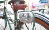 Clip: Cận cảnh chiếc xe đạp Peugeot độc nhất Hà Thành