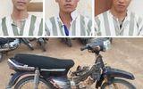 Triệt phá nhóm trộm cắp và tiêu thụ xe máy chuyên nghiệp