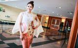Nguyễn Thị Loan tham gia tuần lễ thời trang Xuân Hè 2014