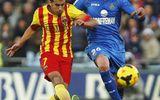 Clip: Pedro lập hart-trick, Barca ngược dòng hạ gục Getafe