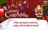 Lời chúc Giáng sinh ngọt ngào ý nghĩa