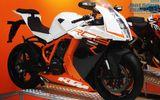 Tận mục Superbike KTM 1190 RC8 R đầu tiên tại Việt Nam