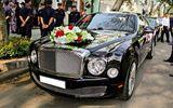 Đám cưới toàn xe khủng tại Sài Gòn