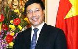 Phó Thủ tướng Phạm Bình Minh chúc Tết người Việt ở nước ngoài