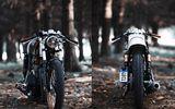 Honda CB500T Cafe Racer - Đẹp từng centimet
