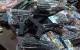 Nghệ An: Thu giữ gần 7.000 khẩu súng đồ chơi trẻ em
