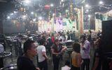 Hàng chục cảnh sát kiểm tra quán bar lớn nhất quận Tân Bình