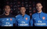 Sao Arsenal chúc Tết bằng... tiếng Việt