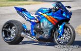 Xế nổ độ khủng Yamaha YZF-R1