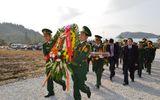 Lãnh đạo Đảng bộ Quảng Bình viếng mộ Đại tướng Võ Nguyên Giáp