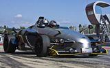Siêu xe đua con lai giữa F1 và máy bay chiến đấu