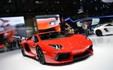 Lamborghini xuất xưởng siêu xe Aventador trong vòng 8 giờ