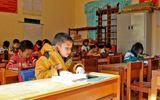 Dư âm tết vẫn còn len lỏi trong các trường học