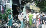 TP.HCM: Cháy xưởng dệt kim, nam thanh niên tử vong