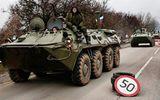 So sánh lực lượng Nga-Ukraine: Quá chênh lệch!