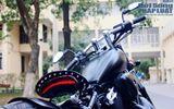 Honda Shadow độ Bobber cực ngầu của dân chơi Hà thành